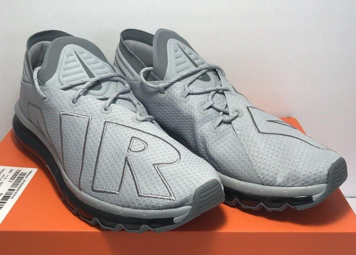 Nike air max Uomo dimensioni 11,5 11,5 dimensioni stile grey sportivo scarpe nuove 3cf546