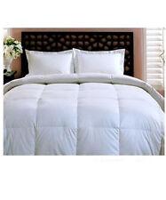 Queen-Overfilled- Over-sized Goose Down Alternative Comforter- Duvet Insert