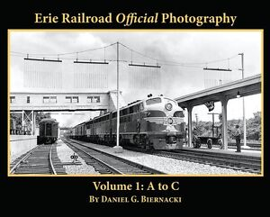 ERIE-RAILROAD-Official-Photography-Vol-1-A-to-C-NEW-BOOK