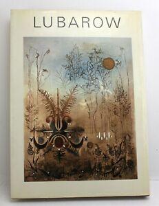Renee-Lubarow-Gravures-Radierungen-Engravings-1961-1984-Signed-Book