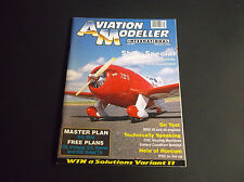 VINTAGE AVIATION MODELLER INTERNATIONAL MAGAZINE JULY 1997 R/C PLANE *VG-COND*