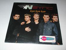 N'Sync - bye bye bye - cd single 2 titres neuf scellé 2000