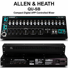 ALLEN & HEATH QU-SB Compact Digital APP Controlled Audio Mixer