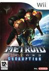 Metroid Prime 3: Corruption (Nintendo Wii, 2007) - European Version