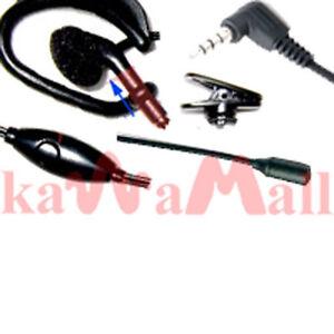 Ear-Headset-Mic-4-Vertex-Yaesu-VX-210-150-VX-180-VX-5R