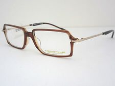 NEOSTYLE CITY Smart 642 Gold & Lt. Brown Eyeglasses Sunglasses Frame, Italy NOS