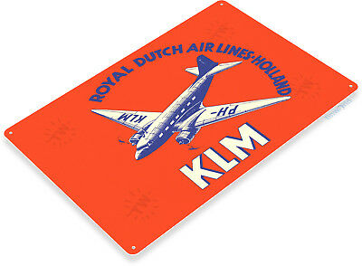 TIN SIGN Pan Am Airlines Aviation Metal Wall Décor Shop Store A790