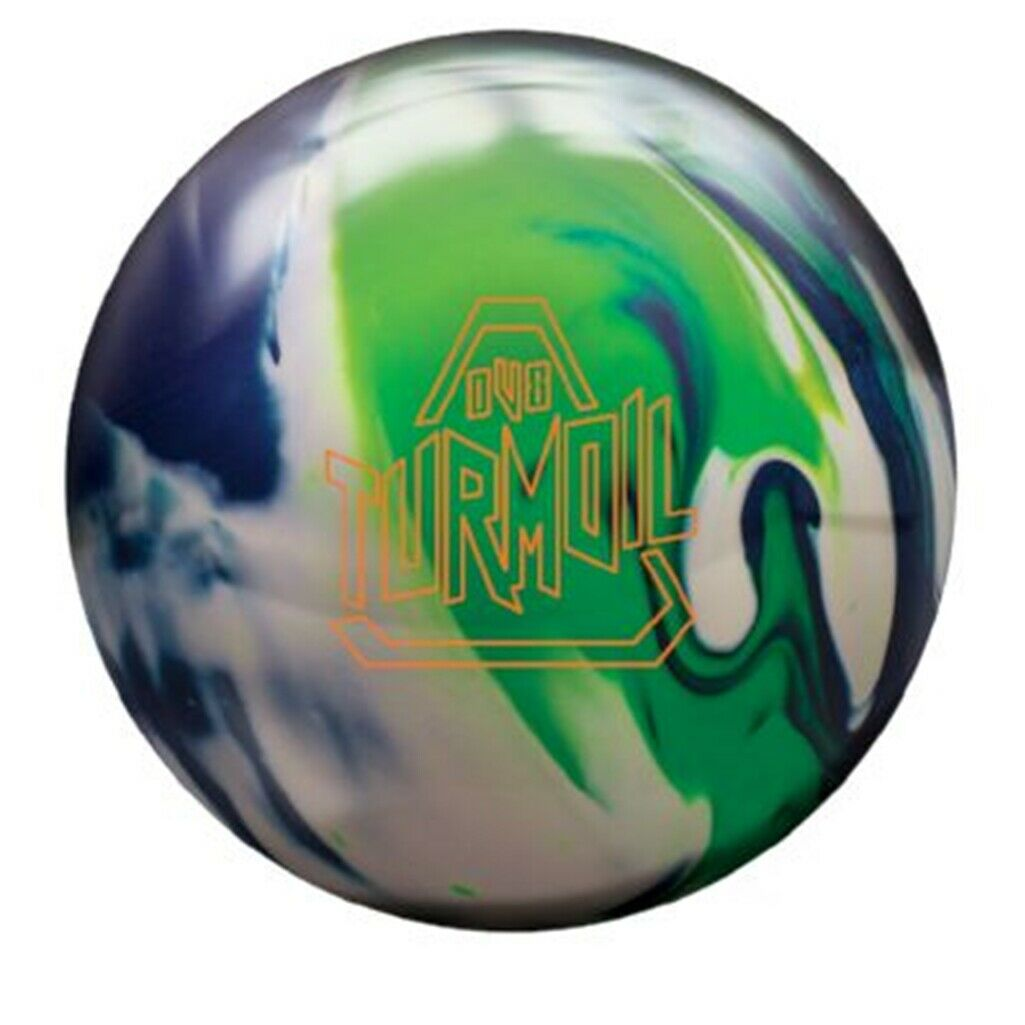 15lb DV8 Turmoil Hybrid Bowling Ball