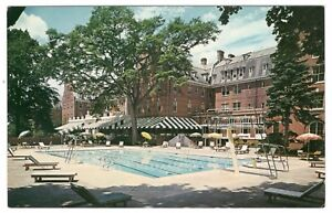 Image Is Loading Garden City Hotel New York Long Island Vintage