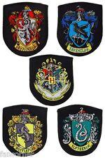 Lot de 5 écussons Harry Potter des écoles de Poudlard Harry Potter patch lot