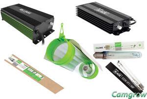 LUMii-Cool-tube-Light-Kits-LUMii-Dimmable-Ballast-HPS-MH-amp-Bulb-Hydroponics