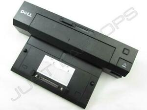 DELL-Latitude-E6510-ATG-E6400-USB-3-0-Docking-Station-replicatore-di-porte-no-PSU