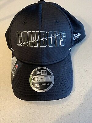 New Era 9FORTY Stretch Snap Cap 2020 DRAFT Dallas Cowboys