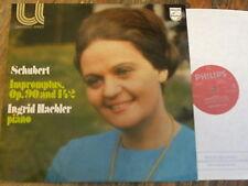 6580 075 Schubert Impromptus Op. 90 & 142 / Haebler