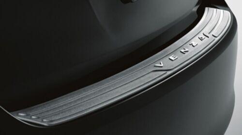 2009-2016 Venza Bumper Protector Rear Bumper OEM Genuine Toyota PT278-0T091