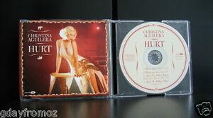 Christina-Aguilera-Hurt-4-Track-CD-Single-Incl-Video