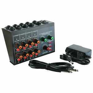 8-Channels-Input-and-2-Channels-Output-Mono-Stereo-Audio-Sound-Mixer