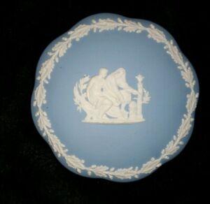 Antique-Wedgwood-England-Jasperware-Trinket-Box
