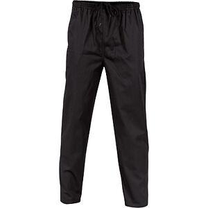 DNC-Workwear-Unisex-Polyester-Cotton-Drawstring-Chef-Pants-1501