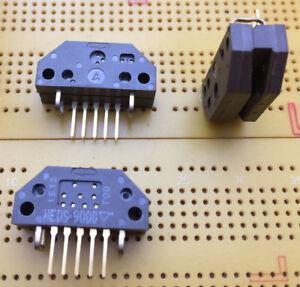 Details about HEDS-9000#T00 Optical Incremental Encoder Digital 1000 Count  Multi Qty