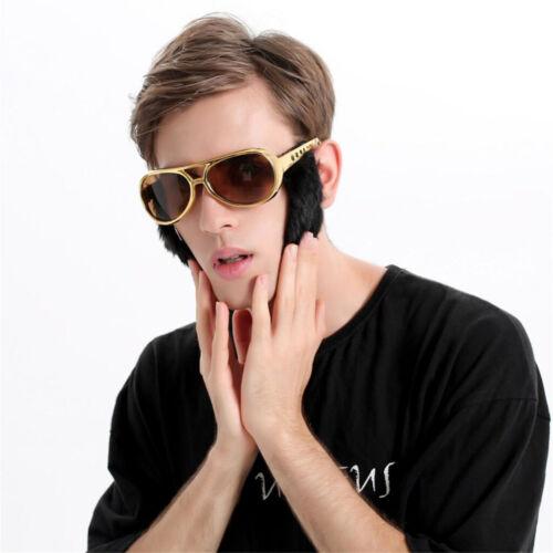 MagiDeal 4pcs lustige große Bart Sonnenbrille 70er Jahre Disco