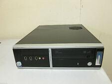 PIETRA VELOCE COMPUTER DESKTOP PC WINDOWS 10 Intel Core 2 Duo 4 GB di RAM 160 GB HD