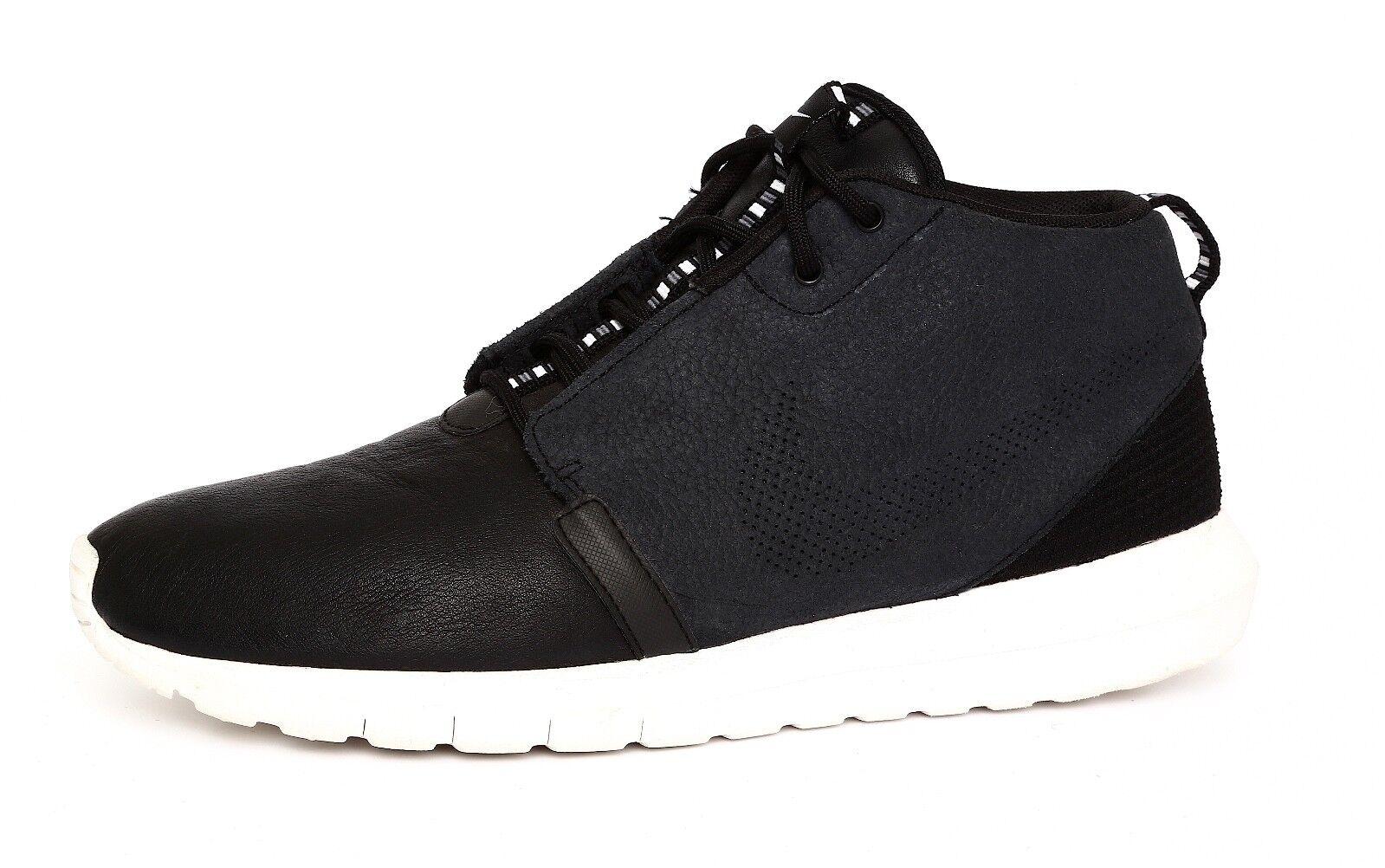 Nike Roshe Men's Black Sneaker Boot Sz 9 1114