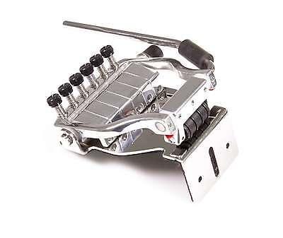 Hipshot Doubleshot tuning bridge for Telecaster 1106TC - Chrome NEW