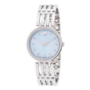 Movado 0607304 Women's Esperanza Blue Quartz Watch