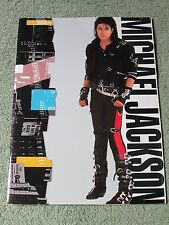 MICHAEL JACKSON world tour 1988 Tour Programme!