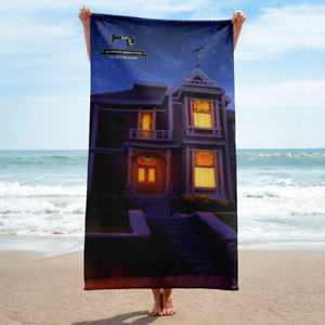 Towel UPDATED Charmed Manor TV Show Macpherson Merch Store