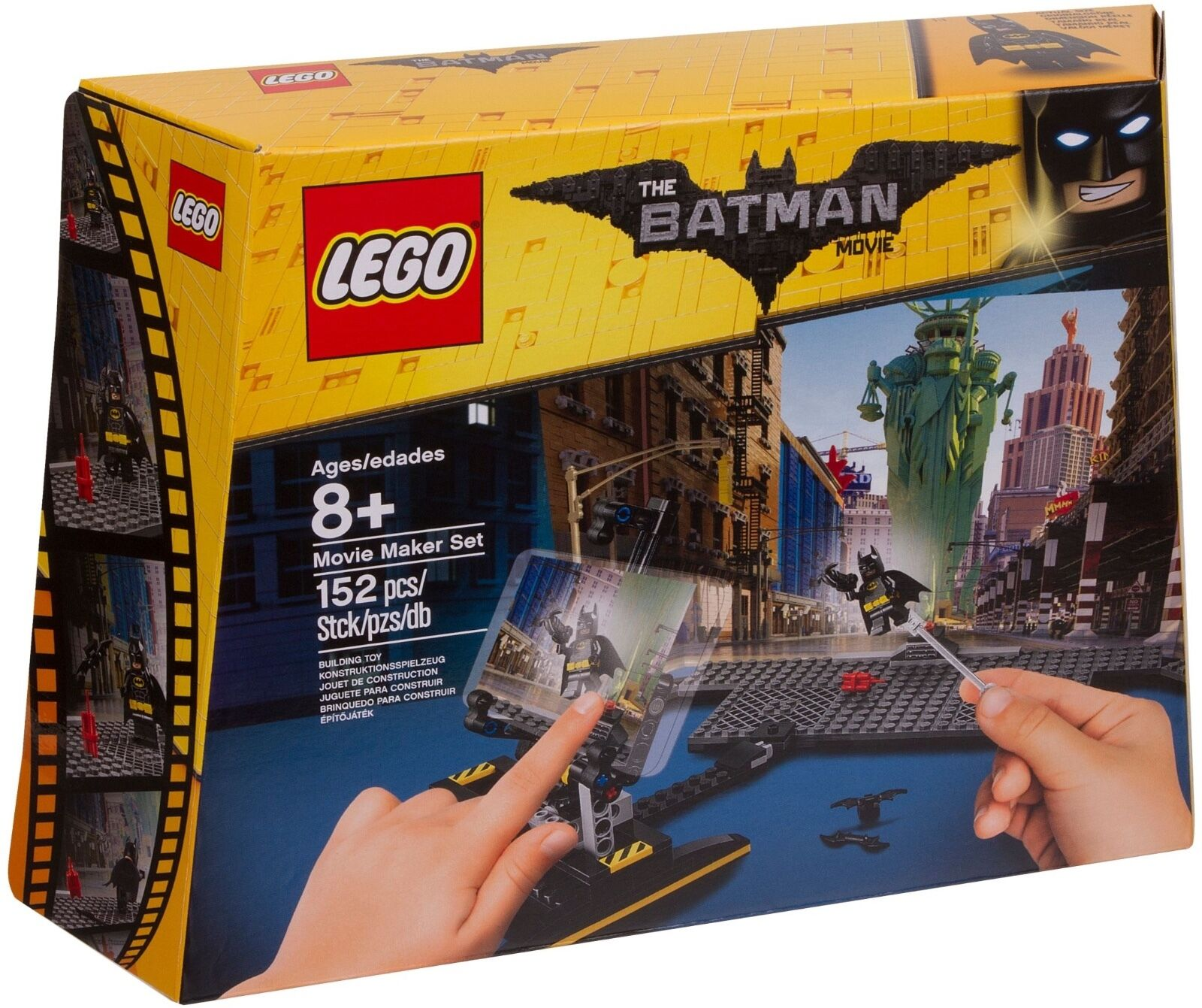 LEGO® THE LEGO® BATMAN MOVIE 853650 Batman™ Movie Maker Set NEU OVP NEW MISB  | Online einkaufen