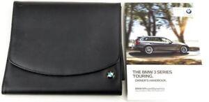 BMW-3-Series-Touring-Owners-Manual-Drivers-Handbook-2015-amp-Case