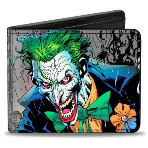 Wallet DC Comics Joker JKDX