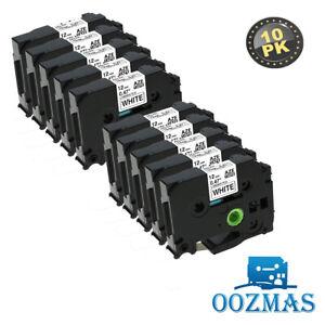10PK-TZe-231-P20-FONT-Label-Tape-Compatible-Brother-P-Touch-TC20-1-2-Label-Maker