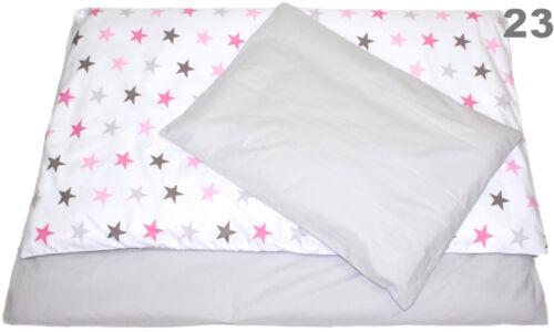 Bettwäsche Babybettwäsche Kinderbettwäsche Baby Kinder Bettset Sterne Drops Star