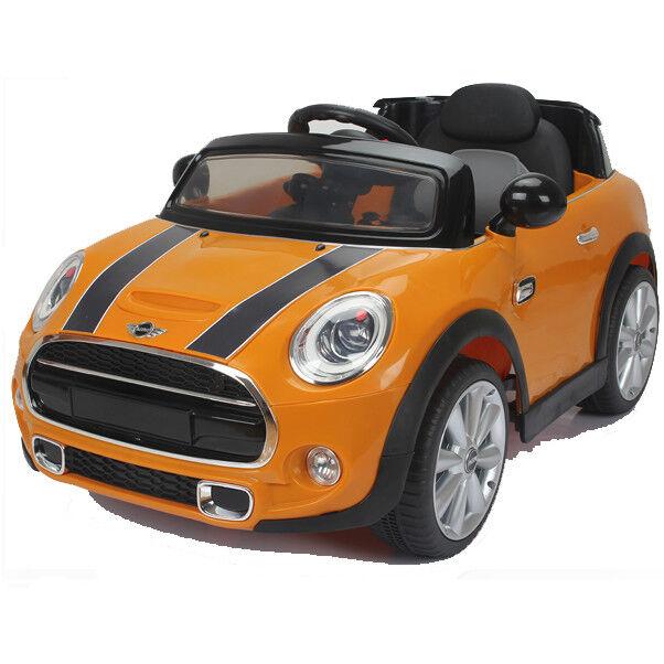 Mini Cooper Cabriolet Auto Bambino Vettura per Elettrica 12V Versione G