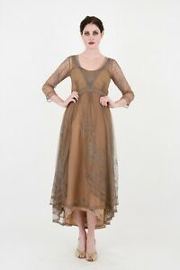 Downton-Abbey-Style-Dress-Vintage-Inspired-dress-Nataya-Dress-Plus-Size-Dress