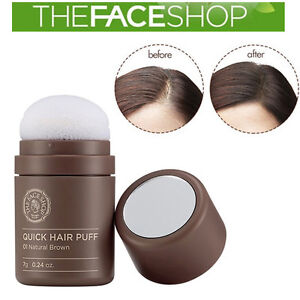 Image Is Loading The Face Quick Hair Puff Instant