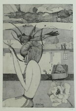 Morell, Pit (geb. 1939) - Grastag. Ein neuer Tag ein neues Glück 44/150