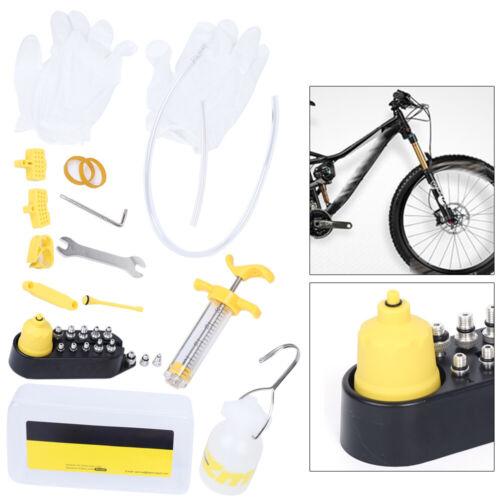 Fahrrad Entlüftungskit Bleed Kit für EZ//Shimano Tektro Magura Scheibenbremsen DE