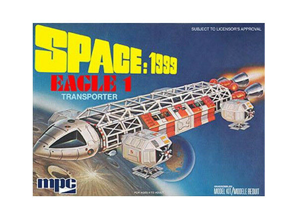 MPC - Space 1999 Eagle Transporter - 1 100