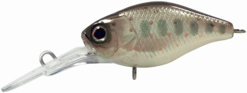 ILLEX DD Deep Diving Chubby 38 Jackall Bros Lake Police Crankbait Wobbler