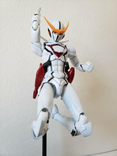 Sentinel Tatsunoko Heroes Fightingear Tetsuya Kyashan Casshān Action Figure