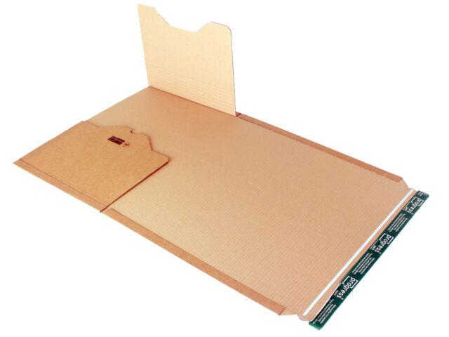 Universal-Versandverpackung 760 x 510 x -66 mm zum Wickeln PP B22.22