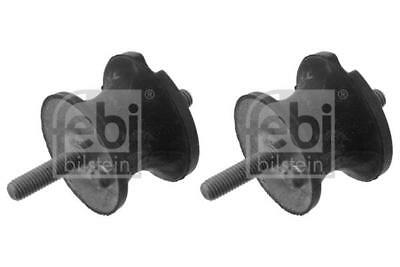 2x Gearbox Mounting Mount Right//Left for BMW E82 118d 120i 07-on 2.0 Febi