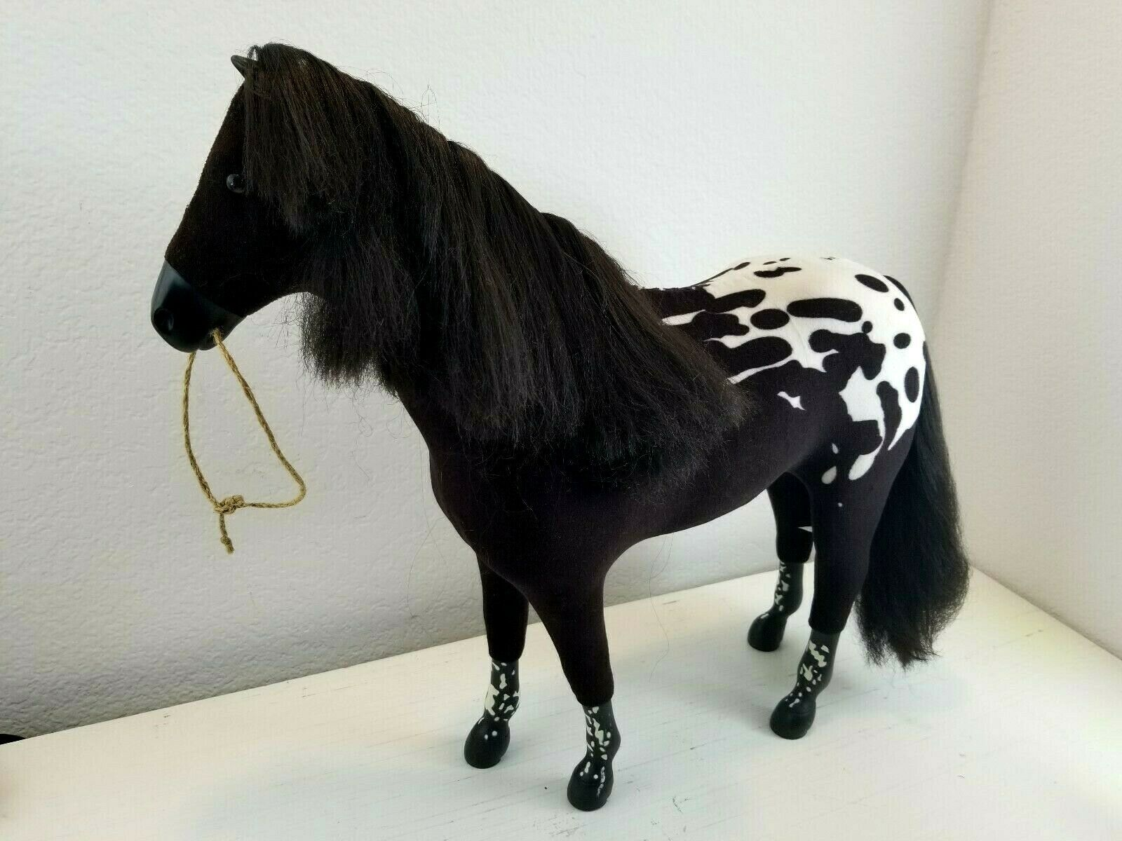 Retirot American Girl Doll 18  Kaya's Appaloosa Horse