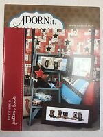Adorn It - Buckaroo Pattern Book