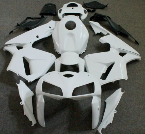 Fit for CBR600RR 2005 2006 Unpainted Raw ABS Injection Bodywork Fairing Kit