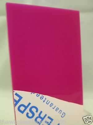 ACRYLIC PERSPEX COLOUR PLASTIC RIGID SHEET 24 DIFFERENT COLOURS A5 A4 A3 3 & 5mm